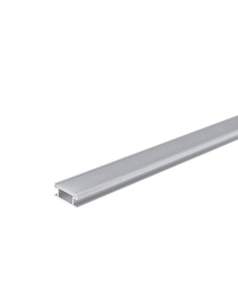 LEDFactory LED Profil Boden Einbau eloxiert