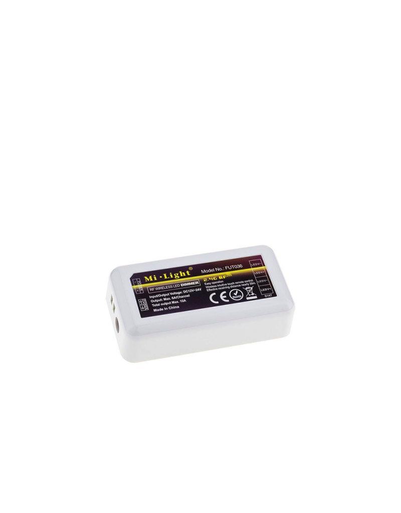 LEDFactory Mi-Light 2.4GHz Dimming Single Color LED Strip Controller
