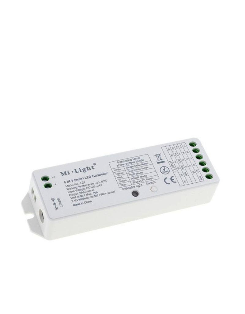 Mi-Light 2.4GHz 5 IN 1 Smart LED Controller