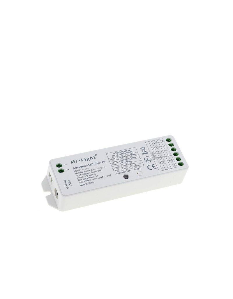 LEDFactory Mi-Light 2.4GHz 5 IN 1 Smart LED Controller