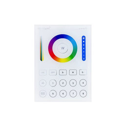 Mi-Light 2.4GHz 8-Zone smart RGB+CCT Panel Remote Steuerung