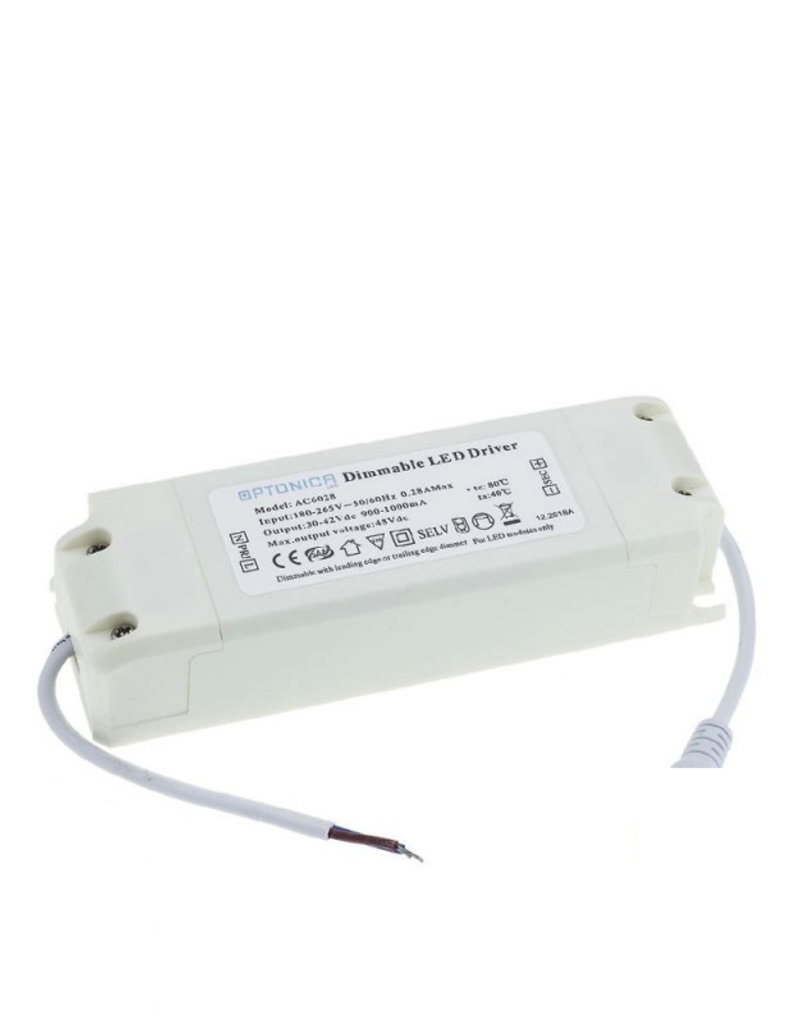 LED Panel 45W 1000mA 30-45V Netzteil Dimmbar