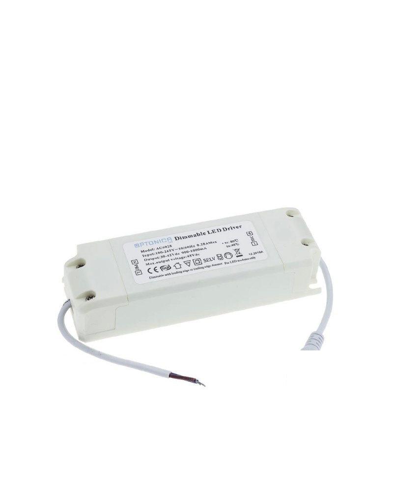 LEDFactory LED Panel 45W 1000mA 30-45V Netzteil Dimmbar