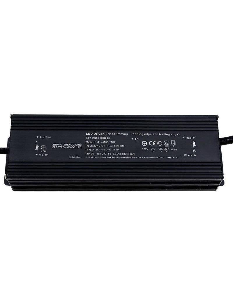 LEDFactory SC Power 24V DC Metall Netzteil Dimmbar IP66 80W bis 320W