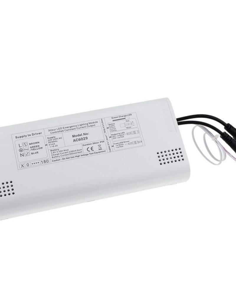 LED Panel Notstrombeleuchtung Akkupack 3h 3.6V/4.5Ah