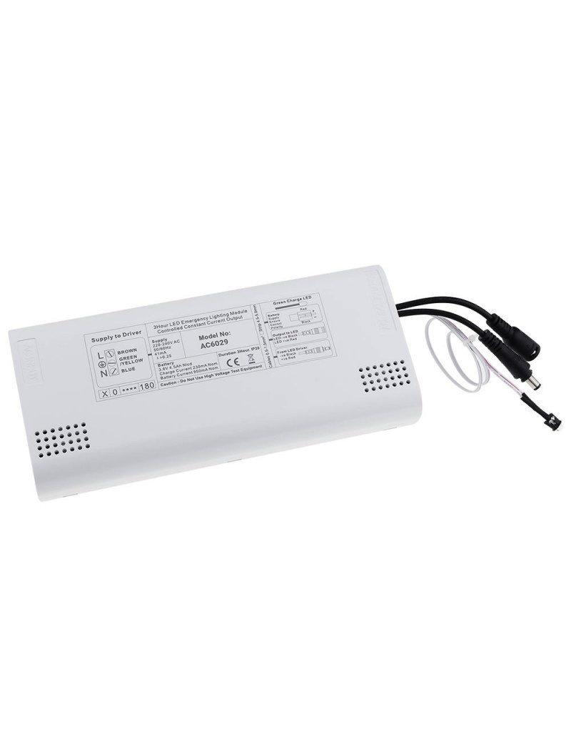 LEDFactory LED Panel Notstrombeleuchtung Akkupack 3h 3.6V/4.5Ah