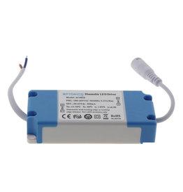 10-18W Dimmbares Netzteil für Einbauleuchten 220V 300MA