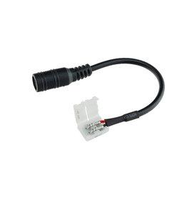 Anschluss Flexibel für 8mm Led Streifen 3528 12V-24V Weiblich