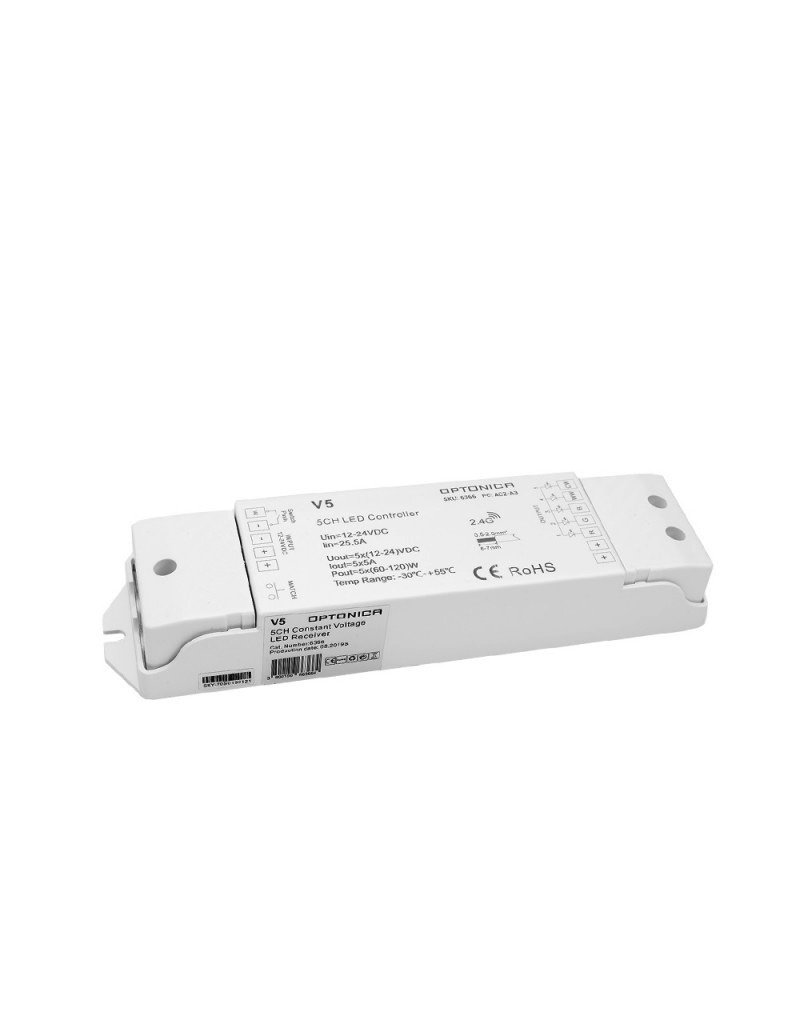 LEDFactory LED V5 Empfänger (CCT+RGB)