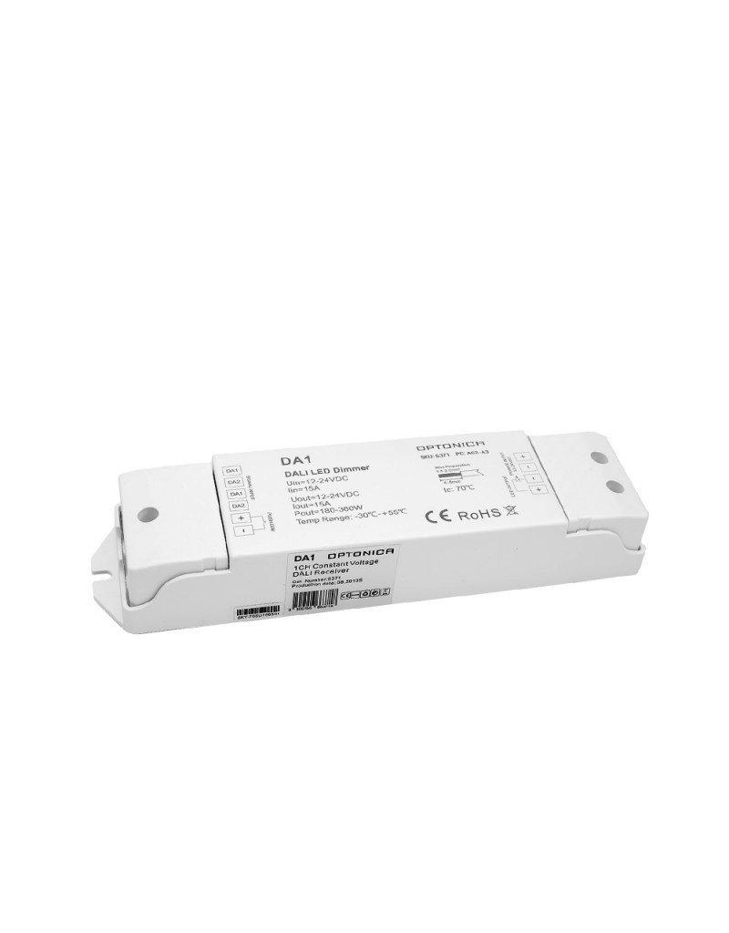 LED DA1 Dali Controller 15A 1Kanal