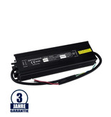 LEDFactory 24V DC Metall Netzteil Professional Wassergeschützt 60W - 200W