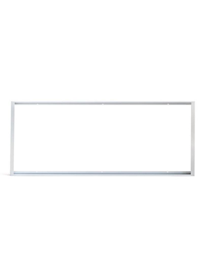 LEDFactory LED Panel Rahmen 600 x1200 mm Weiß