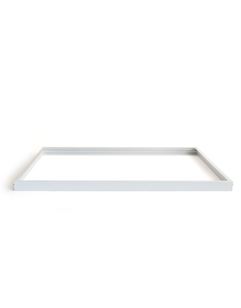 LED Panel Rahmen 600 x1200 mm Weiß
