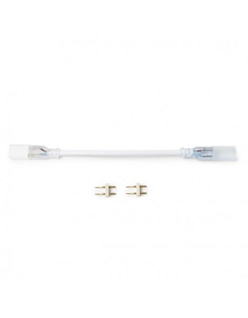 LEDFactory Kabel Verbinder für 230V 5050 einfarbige LED Streifen IP65