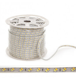 LEDFactory 120SMD/m 3.000lm/m 230V Led Streifen Dual Color CCT 5630 IP65 SET (10m/ 25m/ 50m)