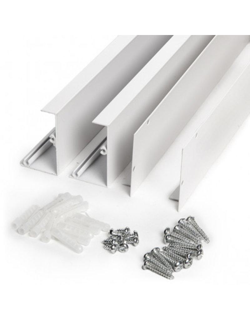 LEDFactory LED Panel Rahmen 1200X600mm Weiß