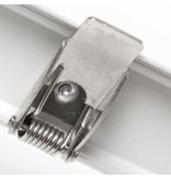 LED Panel Unterputz Rahmen 1200X300mm Weiß