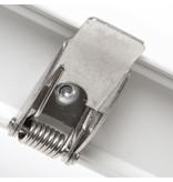 LED Panel Unterputz Rahmen 600X600mm Weiß