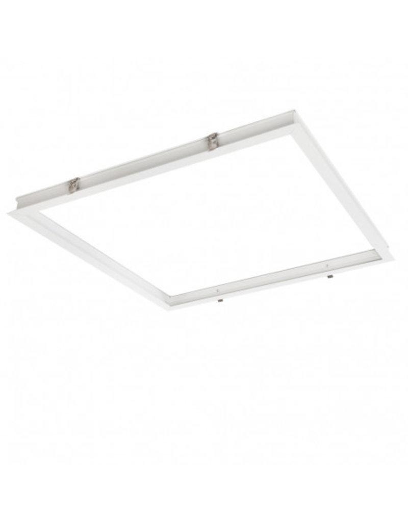 LEDFactory LED Panel Unterputz Rahmen 600X600mm Weiß