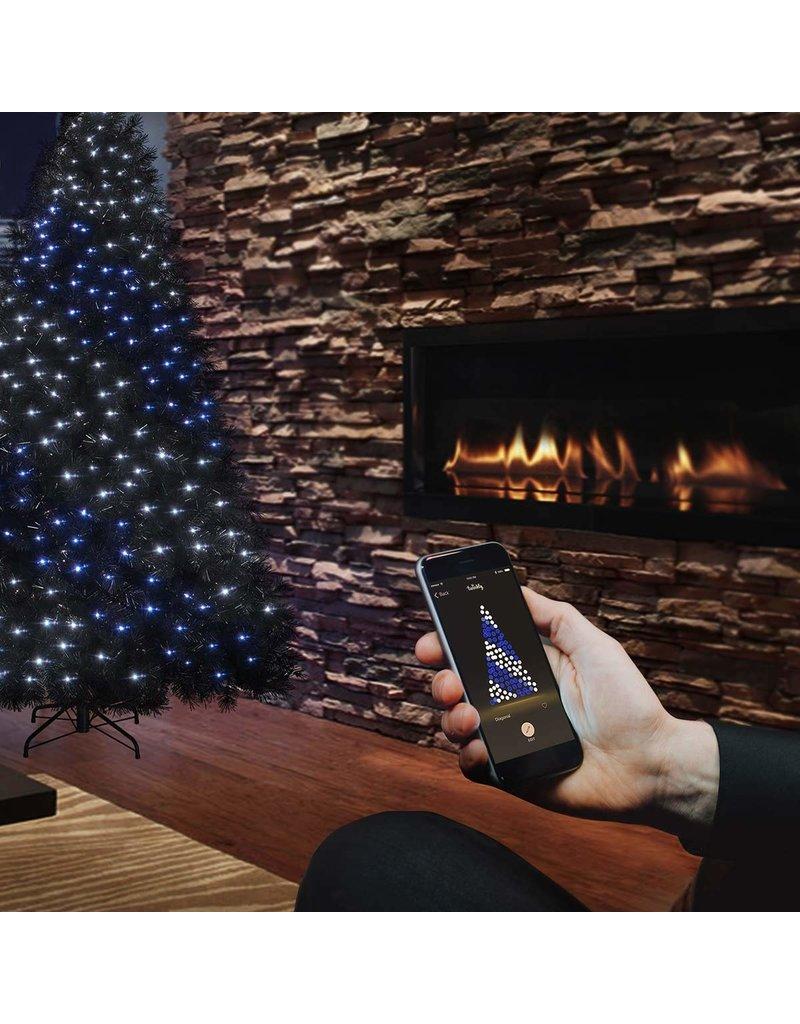 Twinkly - App Gesteuerte Weihnachtsbeleuchtung, Bluetooth + WIFI IP44