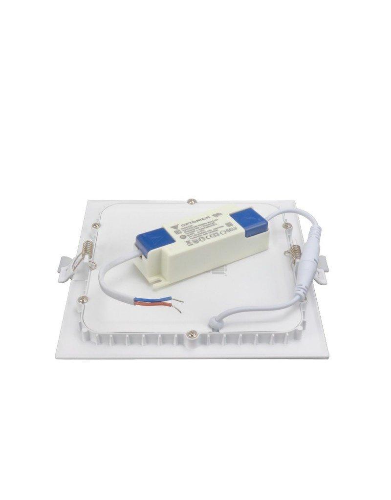 LEDFactory 12W LED Professional Mini Panel Quadratisch