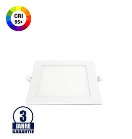 12W LED Professional Mini Panel Quadratisch