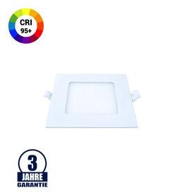 LEDFactory 6W LED Professional Mini Panel Quadratisch