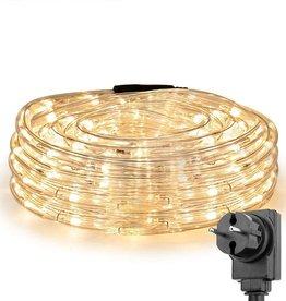 24V Lichtschlauch, 10M 240 LEDs ,wasserdicht für Außen, verbindet in der Reihenschaltung