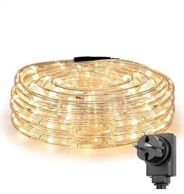LEDFactory 24V Lichtschlauch, 10M 240 LEDs ,wasserdicht für Außen, verbindet in der Reihenschaltung