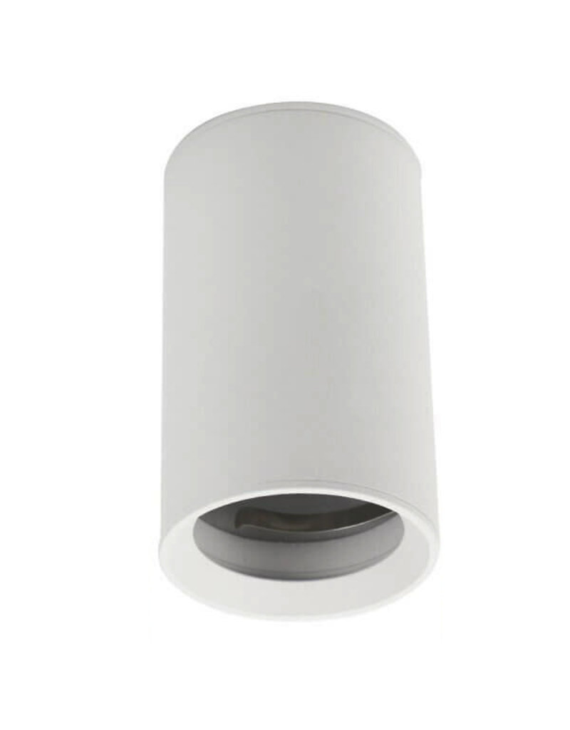 LEDFactory Deckenstrahler Aluminium GU10 Rund Weiß