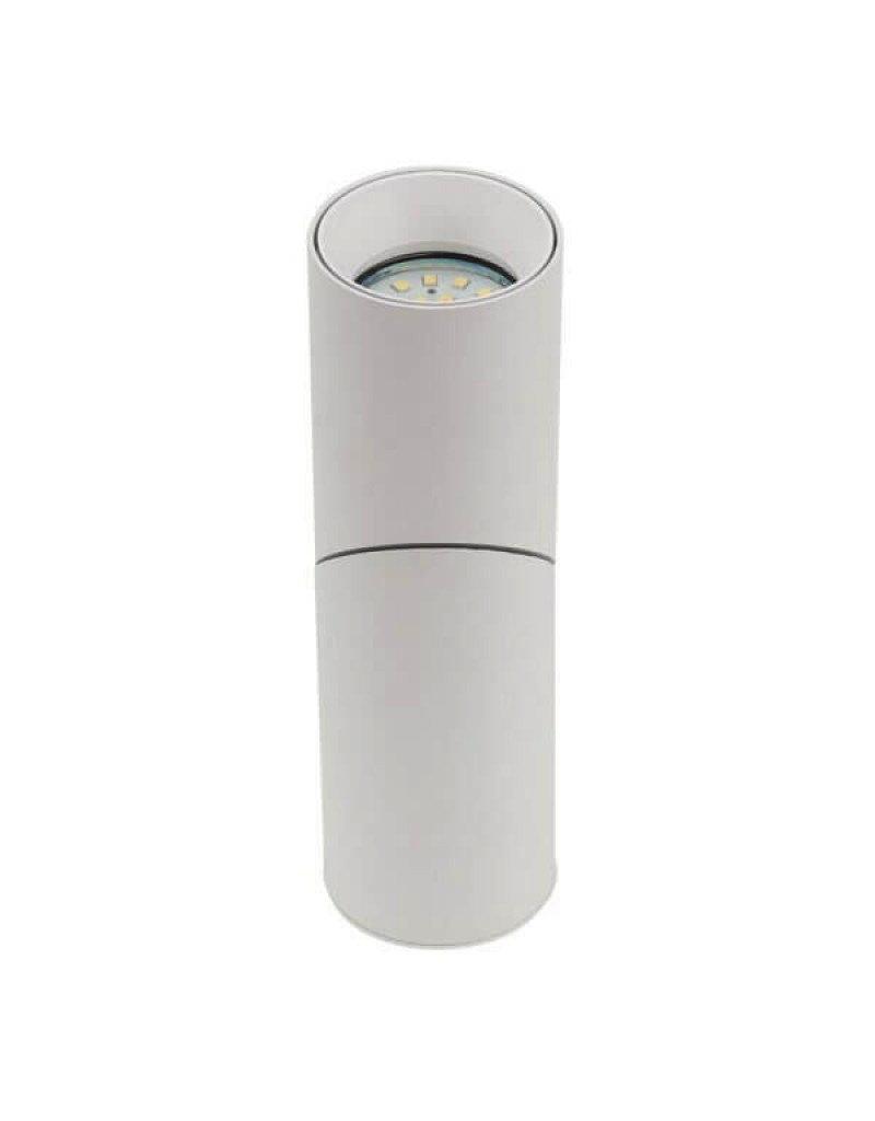 LEDFactory Wand- und Deckenstrahler GU10 schwenkbar Weiß