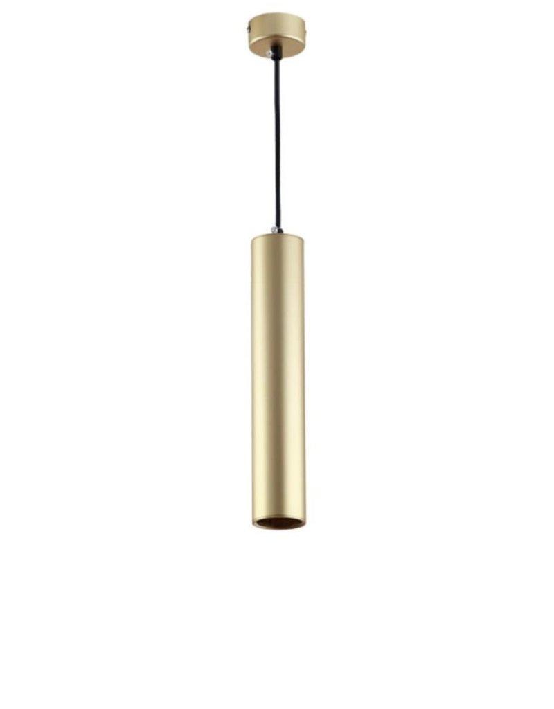 Pendelleuchte für GU10 30cm Gold