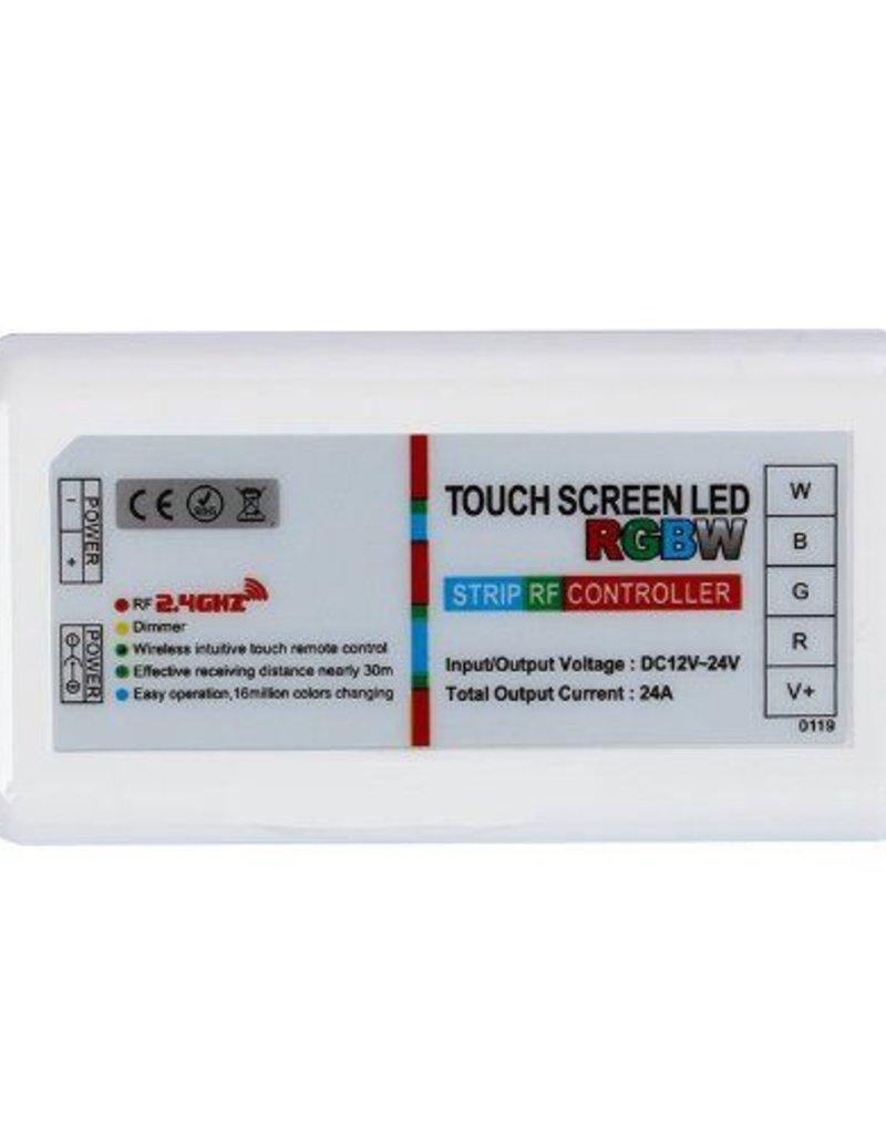 RGBW Radiofunk Controller 288W/12V 576W/24V 24A