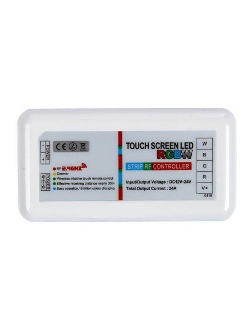 LEDFactory RGBW Radiofunk Controller 288W/12V 576W/24V 24A