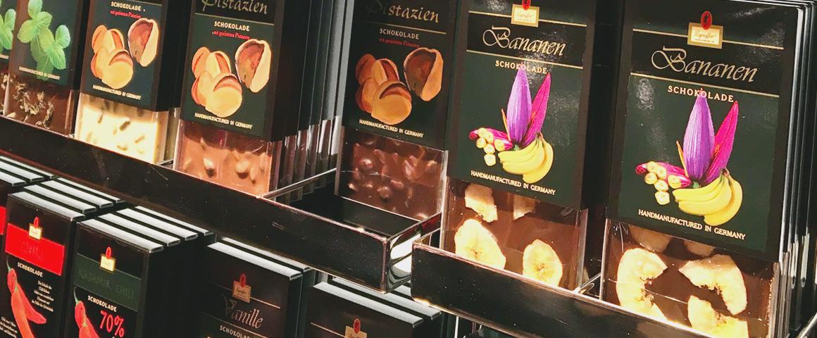 Leysieffer Schokoladen Vielfalt ... welche Tafel ist Ihr Favorit?