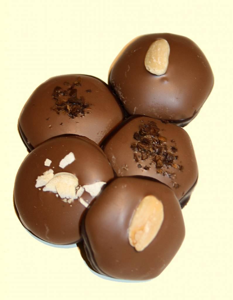 Leysieffer Honiglebkuchen mit Vollmilchschokolade, 250g