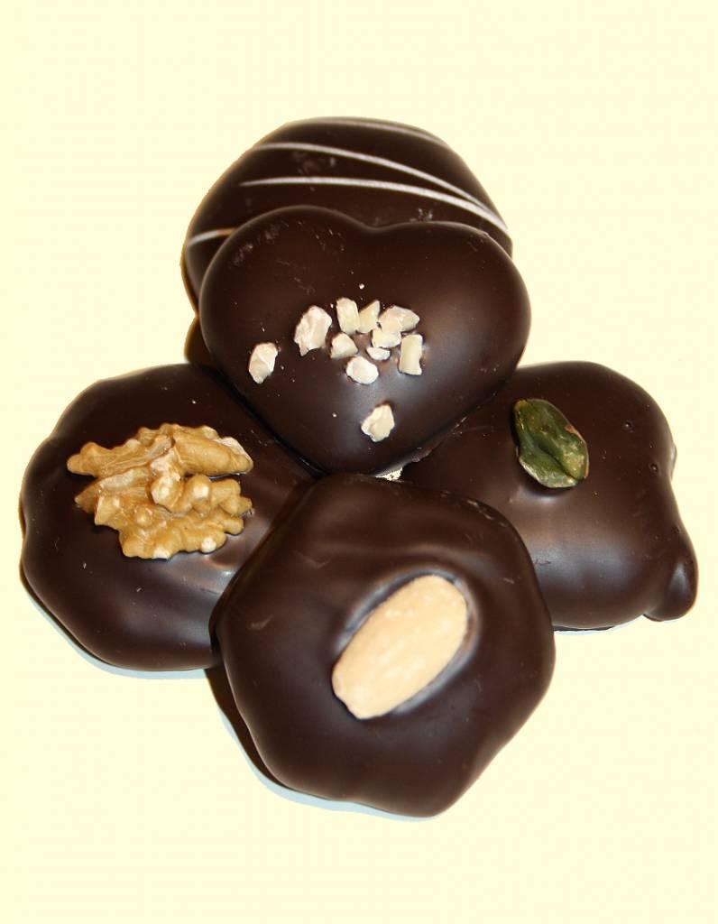 Leysieffer Köstlicher Honiglebkuchen mit feinster Zartbitter-Schokolade, 250g