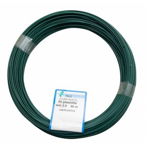 Filomat Iron wire 1.8mm No 10 Coated 50 meter