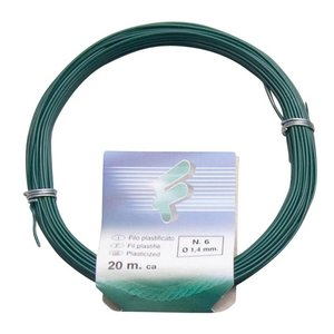 Filomat Iron wire 1.4 mm x 20 meter PVC