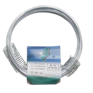 Filomat Iron wire 1.8mm x 11 meter Galvanised