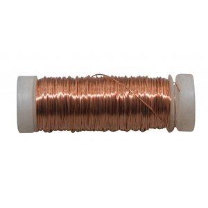Filomat Koperdraad 0.4mm 50 gram haspeltje