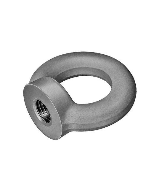Ringnuts steel M8