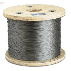 stainless Wire Rope 1 mm 1000 meter huge coil