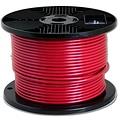 Staalkabel 3/5 mm PVC 100 meter Rood