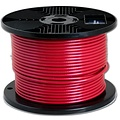 Wire Rope 3/5 mm PVC 100 meter Red
