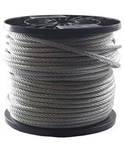 Stainless Wire Rope 6 mm 50 meter inox