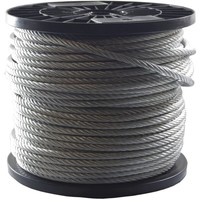 stainless Wire Rope 6 mm a length of 50 meter