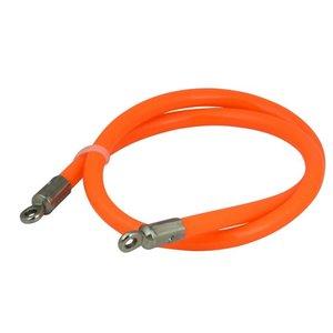 Slimline Terraskabel 80cm oranje