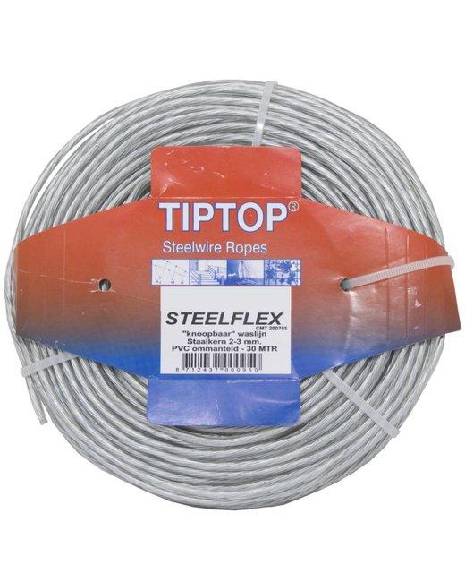 Steelwire - Wasline clothesline 40 meters