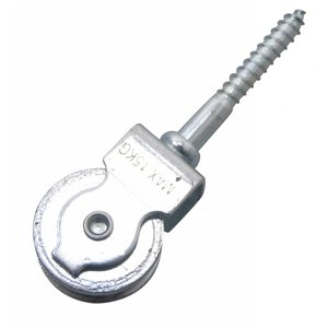 pulley with screwthread 30mm